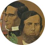 Samuel Castle and Amos Cooke