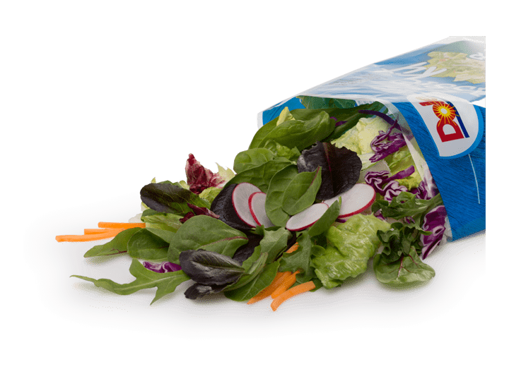 Dole Fresh Packaged Salads