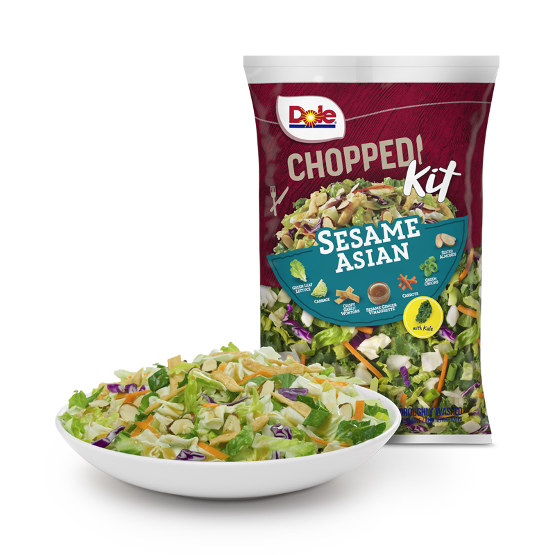 Dole Sesame Asian Salad Kit