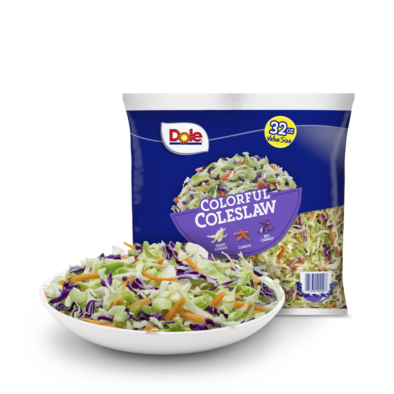 Dole Colorful Coleslaw